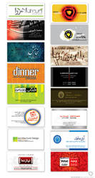 My Business cards by farshadfgd