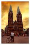 Bremen's Domshiede