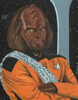 Mr. Worf