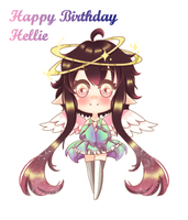 G | Happy Birthday Hellie by rollingpoly