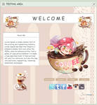 F2U Pastel Coffee Page