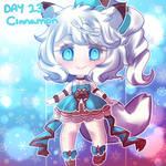Anninktober Day 23 - Cinnamon