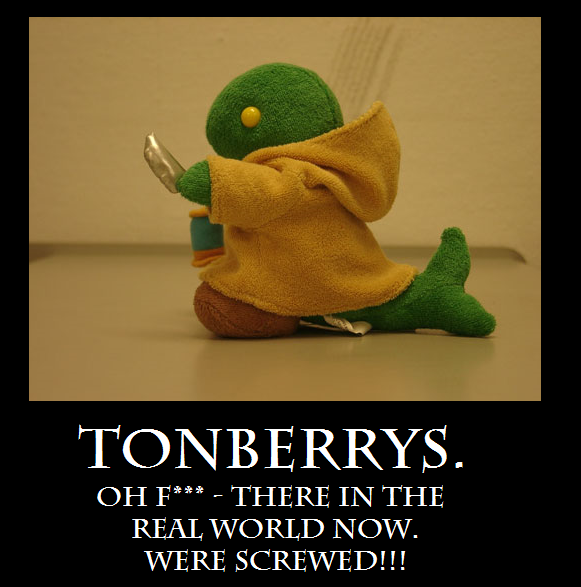 Tonberrys By Orangejediman On Deviantart