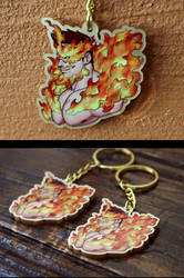 Endeavor Charms for Sale by SavaageNymph