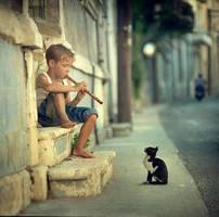 the magic music
