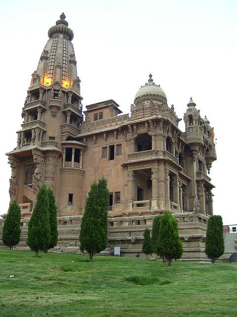 Qasr al-Baron, Heliopolis - by pendo2010