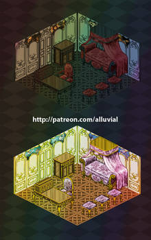 Gumroad: Rococo room patch (Complete!)