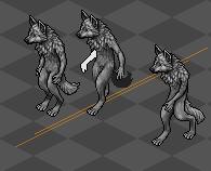 F2U Werewolf (Wip1) by Alluvial