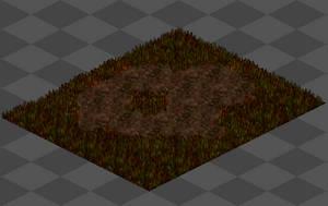 Gumroad: Autumn Grass Patch