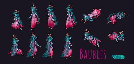 Custom Avatar: Baubles by Alluvial