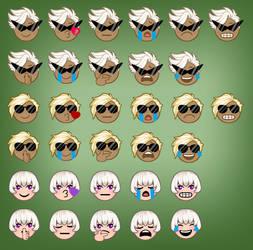 Homestuck Emojis