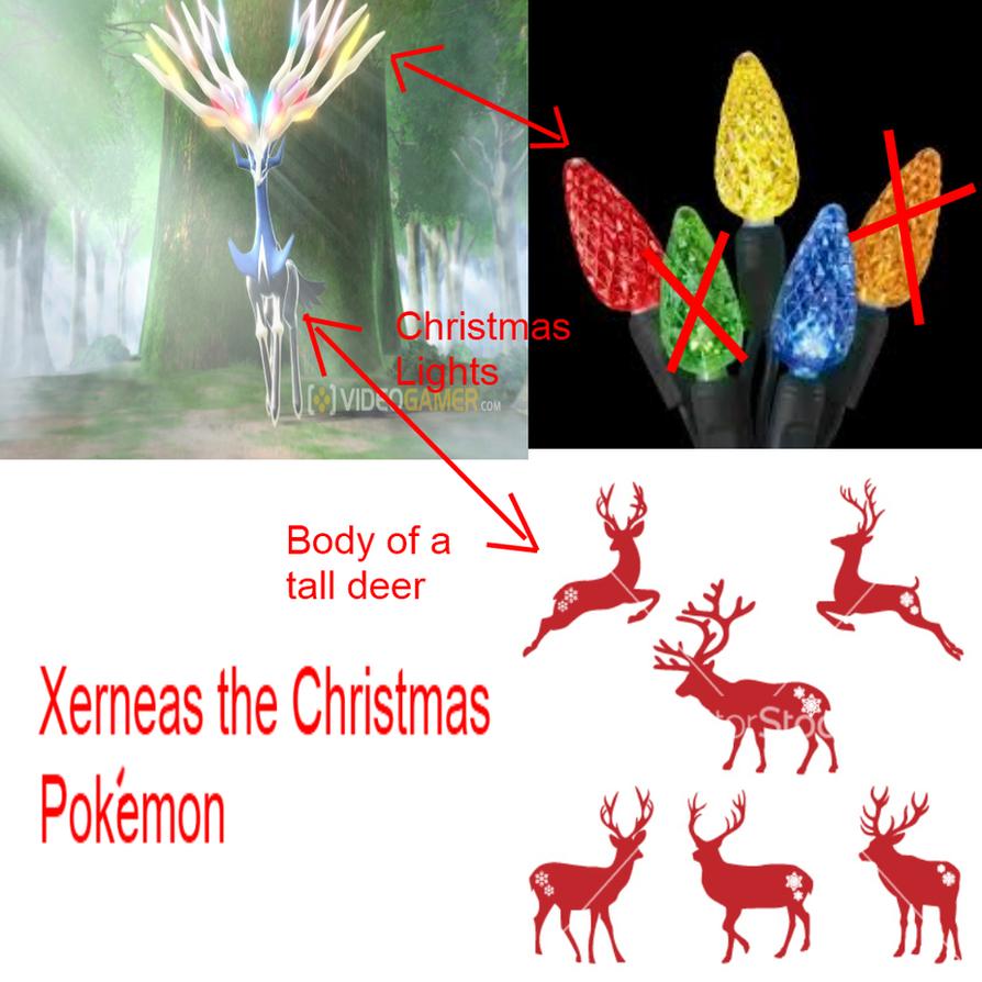 Image Result For Rare Deer Pokemon