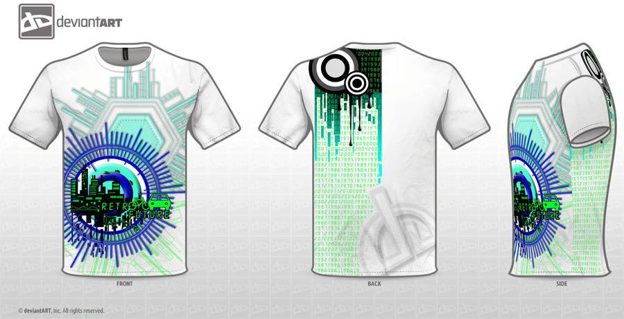 RETRO FUTURE  DESIGN by JikeArts