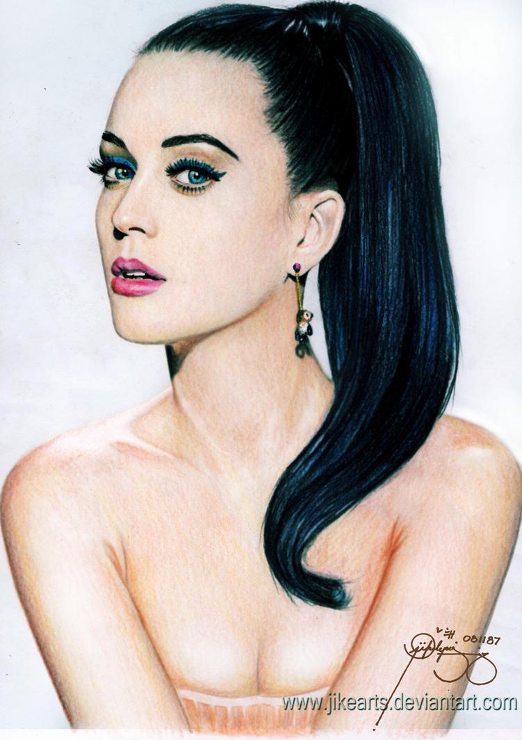 Katy Perry by JikeArts