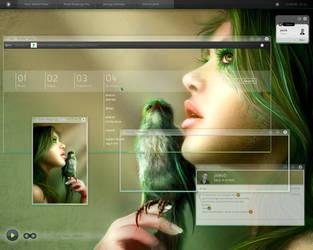 green wisper ... by replica01