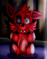 FNAF ~ A Decieving Cuteness by Sanity-Paints