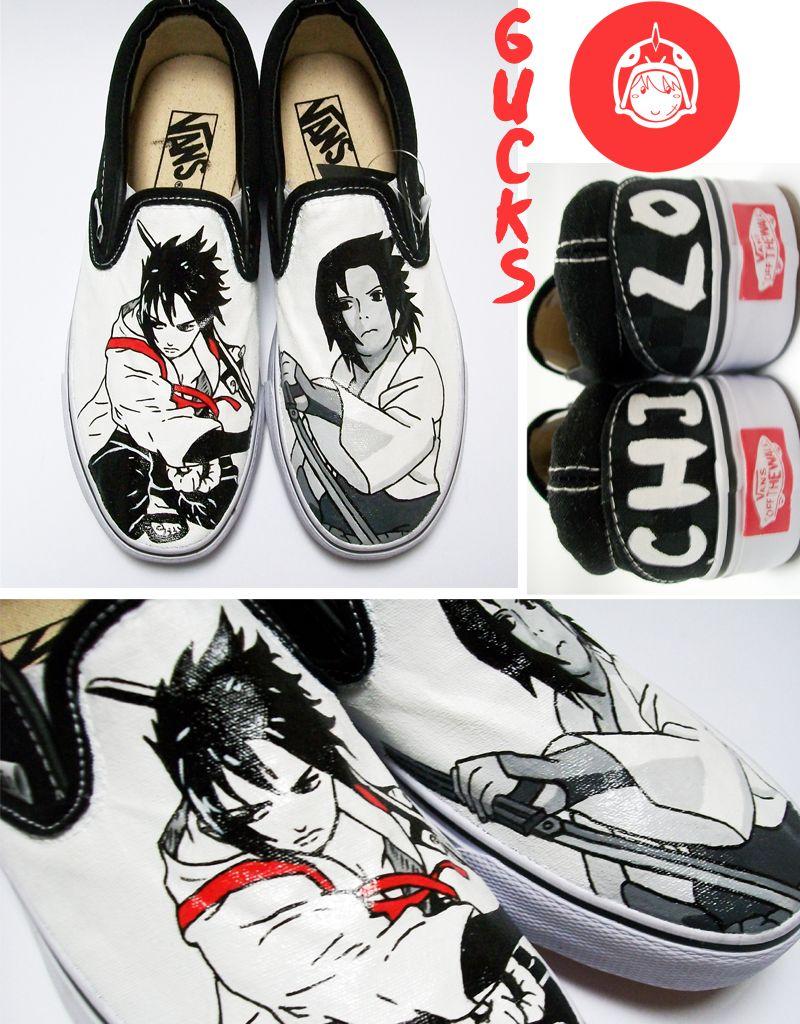 Sasuke by gucksshoes