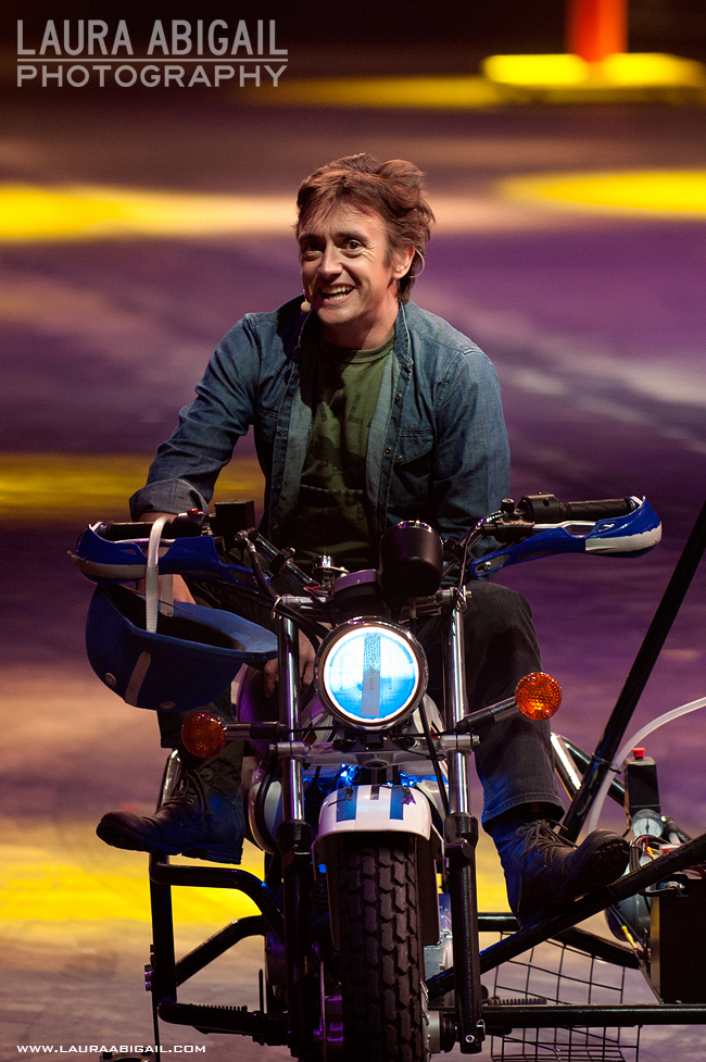 Richard Hammond - TGL BE 2013 by Laura-Abigail