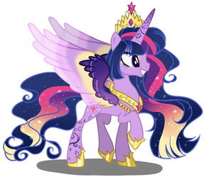 MLD Princess Twilight Sparkle Next Gen by GihhBloonde