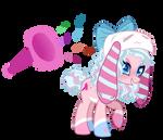 Next Gen OC Adoptable Pinkie Pie X Party Favor
