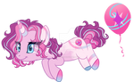 Next Gen Oc adoptable Pinkie Pie X Starlight