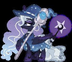 Next Gen Oc adoptable Luna X Trixie