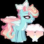 NextGen Oc adoptable Rainbow Dash X Lightning Dust
