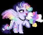 Next Gen Oc adoptable Rainbow Dash X Starlight