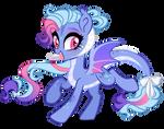 Next Gen Oc adoptable Pinkie Pie X Ember