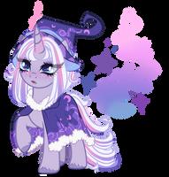 Next Gen Oc adoptable Twilight Sparkle X Starswirl