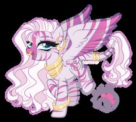 Next Gen Oc adoptable Zecora X Fluttershy