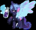 Next Gen Oc adoptable Rainbow X Tempest Shadow
