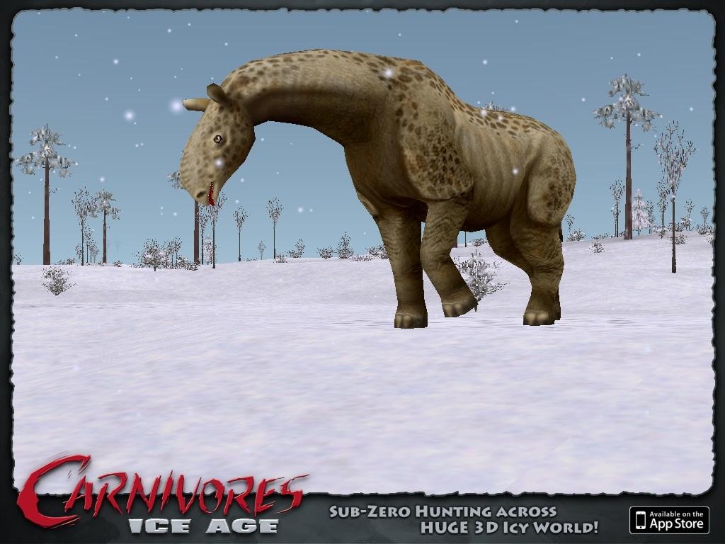Paraceratherium stomping by DXCLove on DeviantArt
