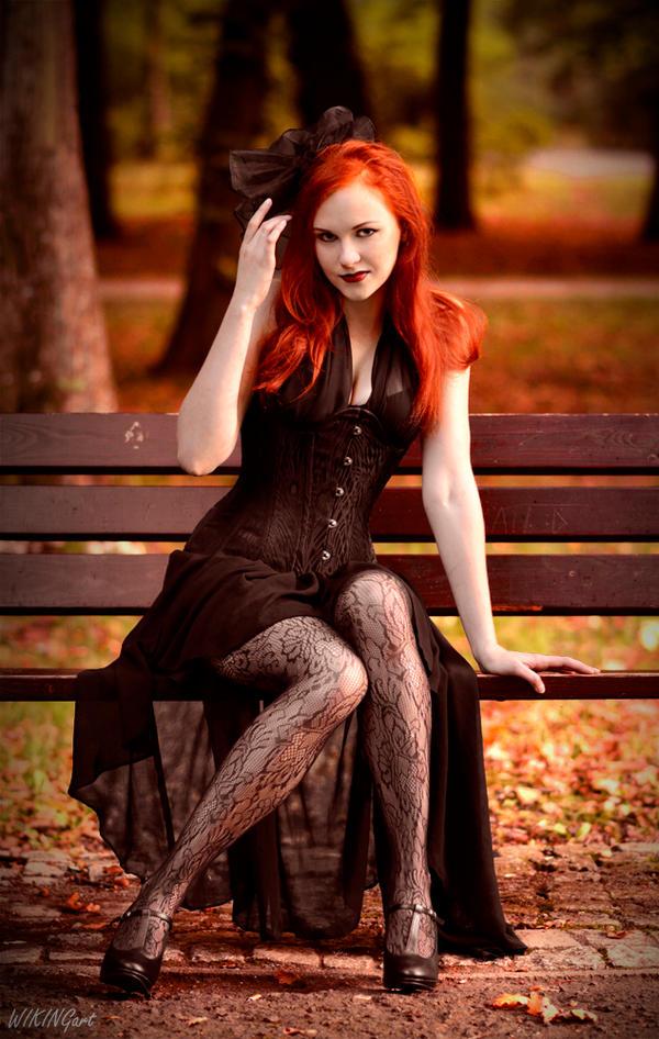 Redhead Lolita by Luin-Tinuviel