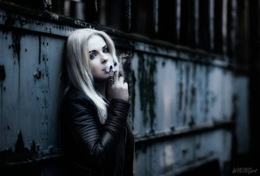 Smoking is bad by Luin-Tinuviel