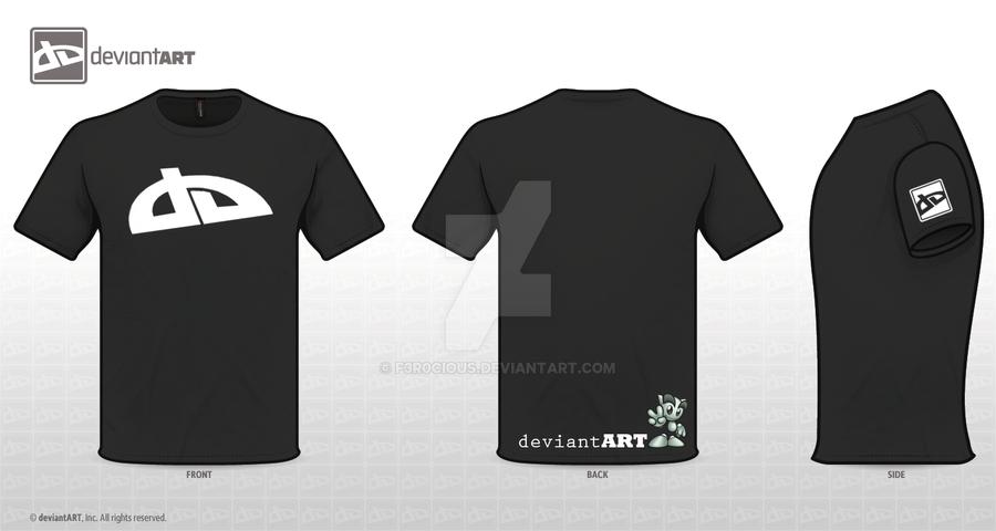 Logo T-Shirt Design Challenge by F3r0CioUS