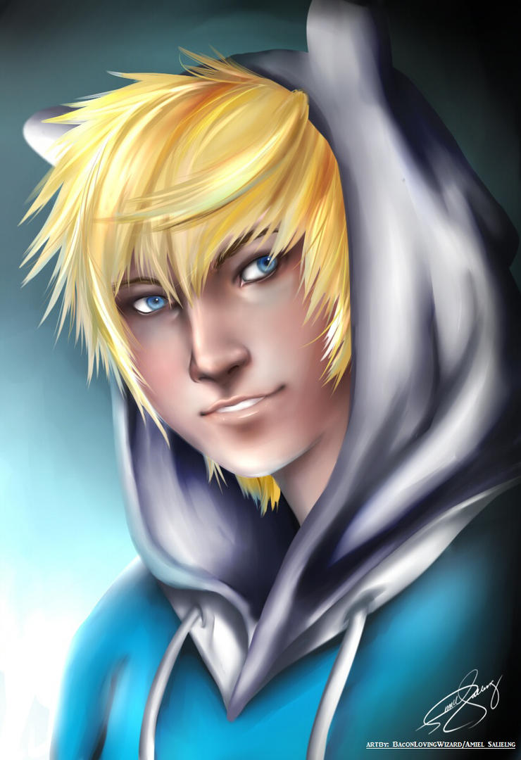 Finn The Human by BaconLovingWizard