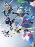 Awakened Avengers- AnimeX contest entry! Vote!!