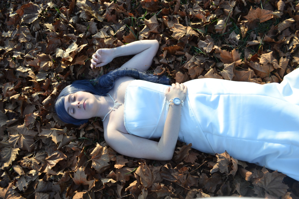 Bed of Leaves~ by Miyaxku