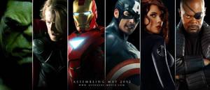 Avengers Teaser by FelixSoapMacTavish