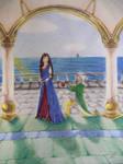 Prince Rabadash - Queen Susan