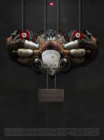 Hitler 2 by bimberion
