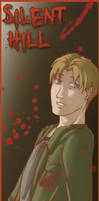 Silent Hill bookmarks - James