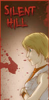 Silent Hill bookmarks- Heather