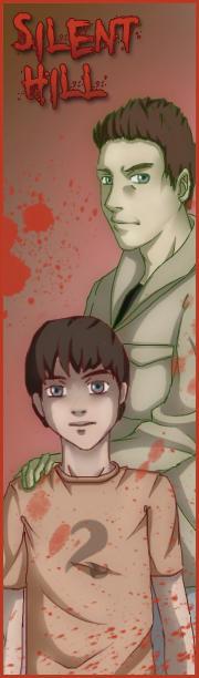Silent Hill bookmarks- Alex