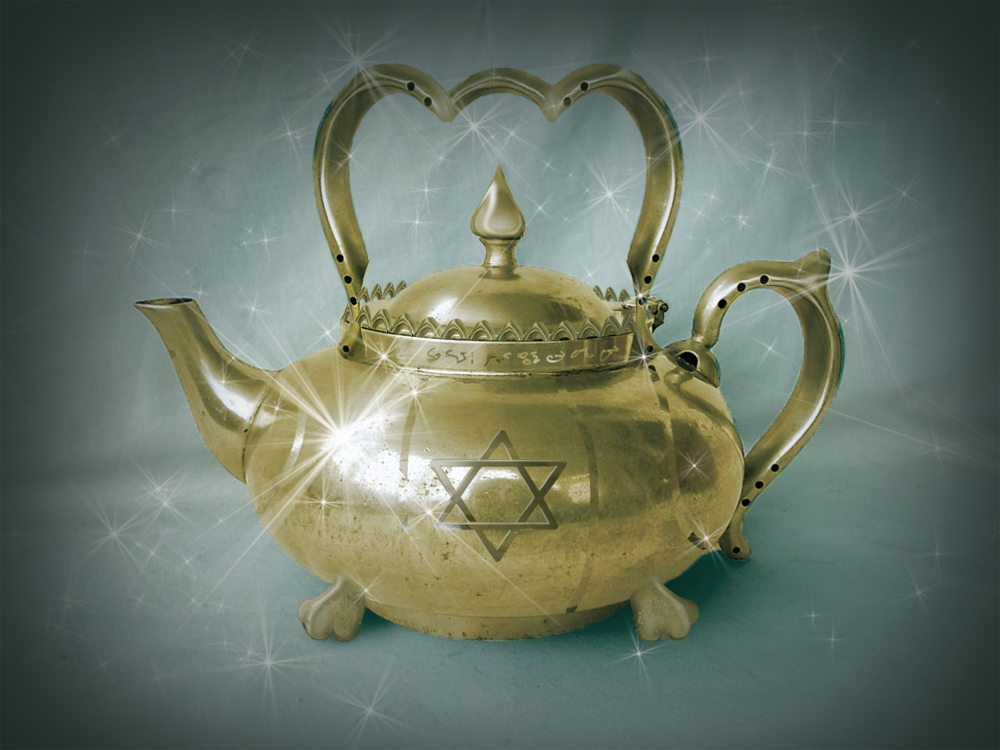 The Brass Teapot Movie