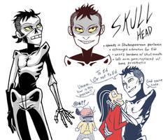 Ed Edd n Eddy - Skullhead