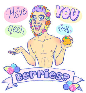 Have YOU seen my berries?