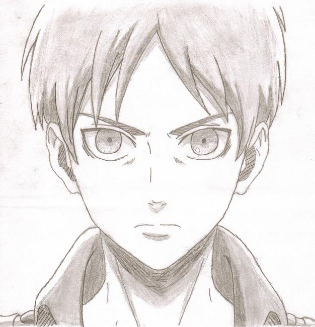 Eren Jaeger by ArtitionistEren Jaeger Drawing
