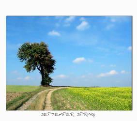 september spring by dadirty